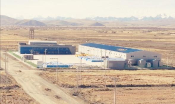 Más allá de la urea: Otros proyectos de industrialización de hidrocarburos de Bolivia