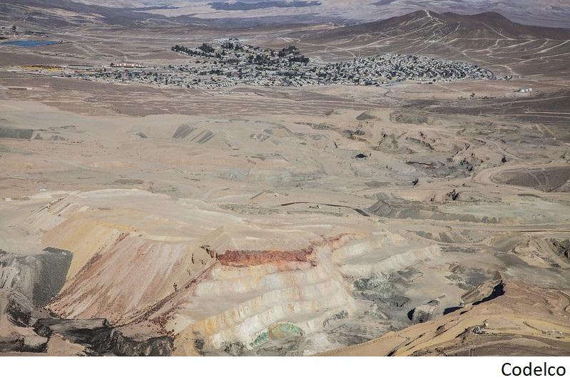 Las medidas ambientales que adoptará Codelco para avanzar en Rajo Inca