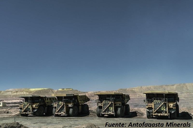 Dos minas chilenas inician huelgas
