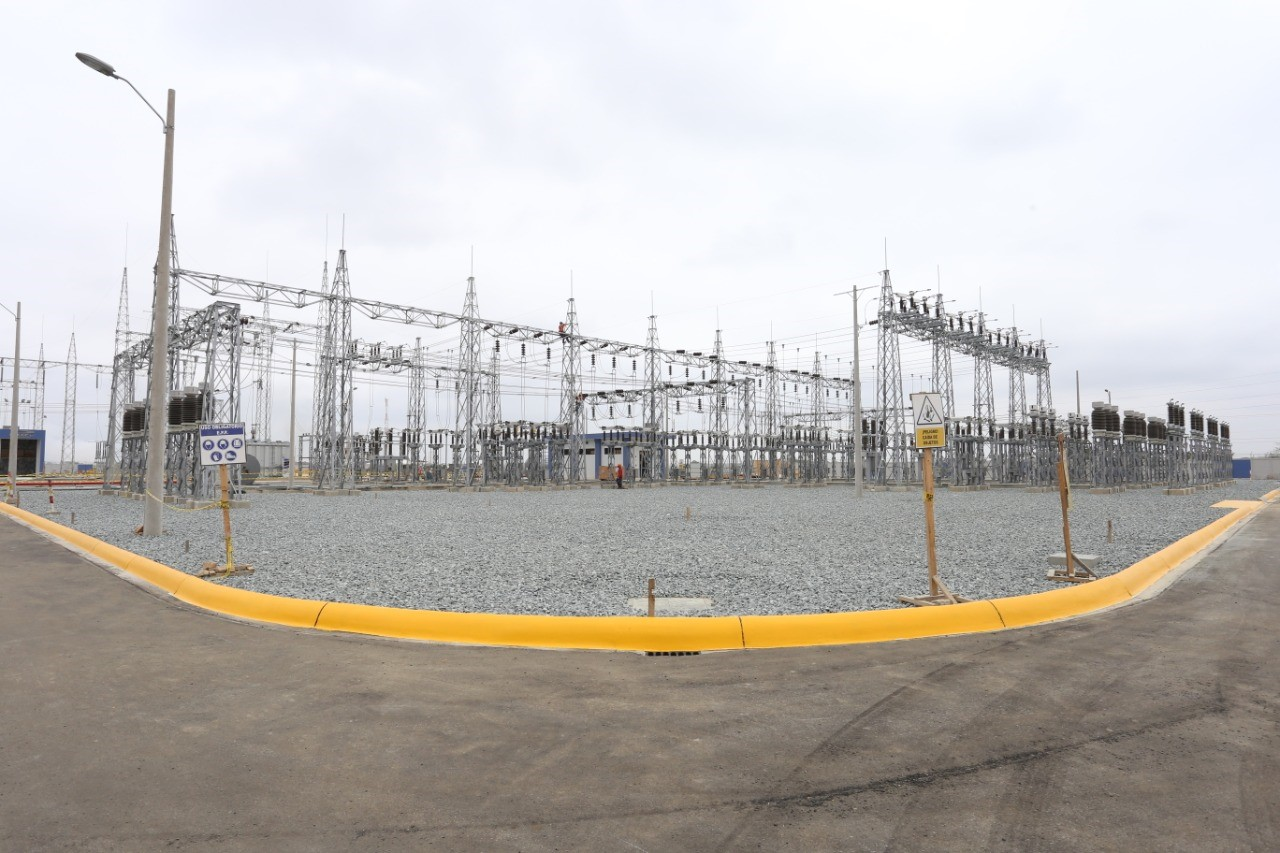 Ecuador will invest USD 241 million in the construction of new works for the reinforcement and repowering of the National Transmission System