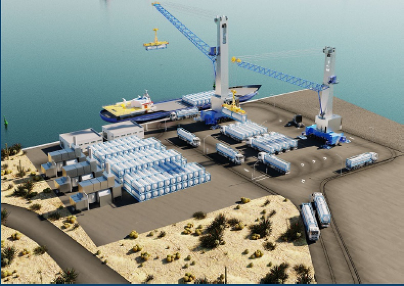 Mexico issues permits to New Fortress for LNG terminal