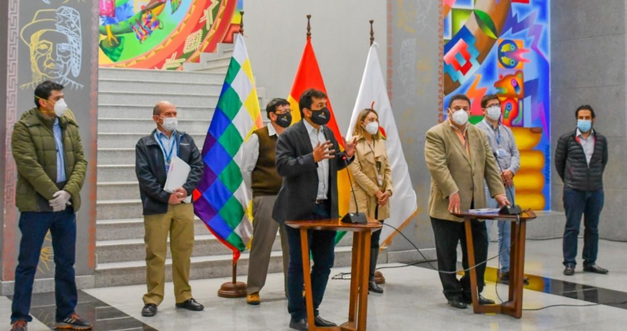 Bolivia da inicio a la agenda de reactivación de hidrocarburos