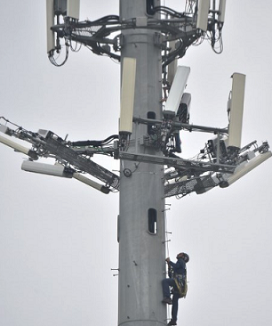 Brazil antennas backlog represents US$375mn in investments