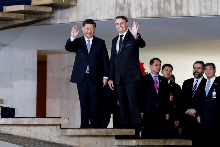 Recognizing reality, Bolsonaro comes around on China