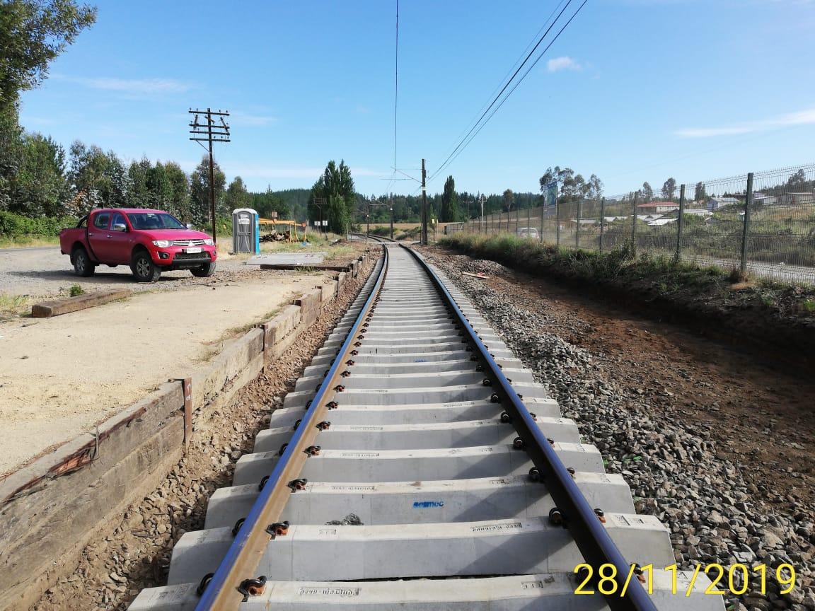 Chile aprueba plan ferroviario de US$1.860mn
