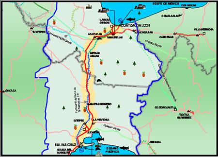 Enlace ferroviario mexicano en Tehuantepec sufre traspiés