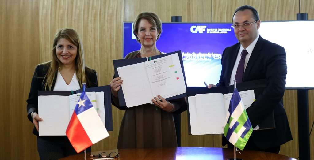CAF finances study of Chile trans-Pacific submarine cable