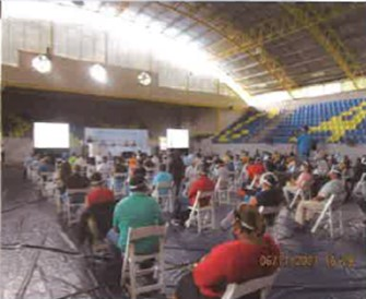 Employment dominates public forum for 670MW Panama thermo
