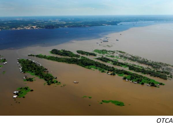 Cuenca amazónica se beneficiará con herramienta de modelado