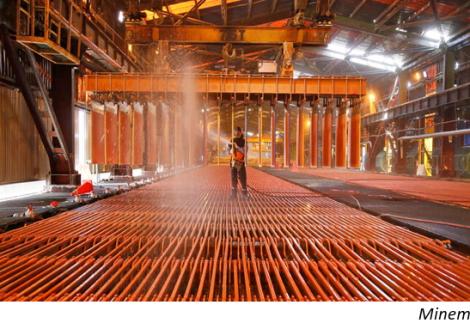 Metales apuntalarán recuperación económica de Perú