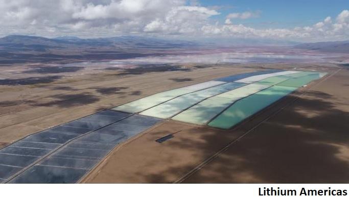 Un vistazo a proyectos de 6 mineras en Chile y Argentina