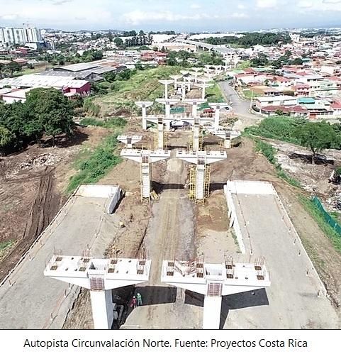 Costa Rica construirá proyectos viales con fondos de bancos de desarrollo