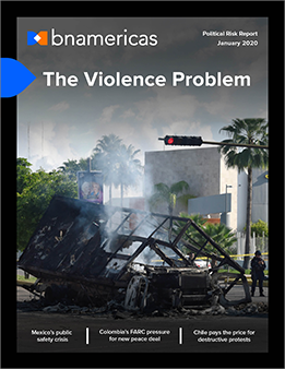 NEW REPORT - Political Risk: The Violence Problem