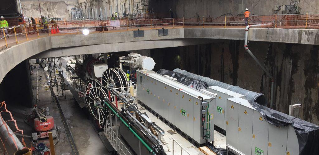 新基多市长寻求加快地铁运营