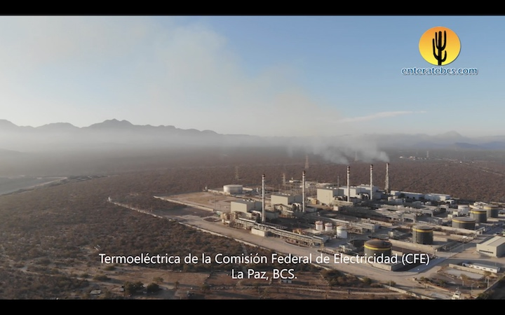 Mexico's thermo plans for Baja California Sur rile local opposition