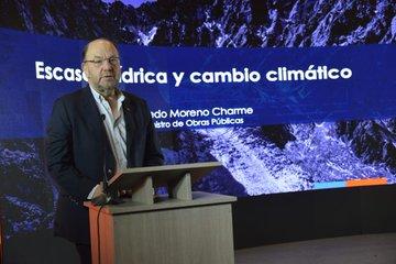 Empresas hídricas invertirán US$700mn para enfrentar sequía en Chile