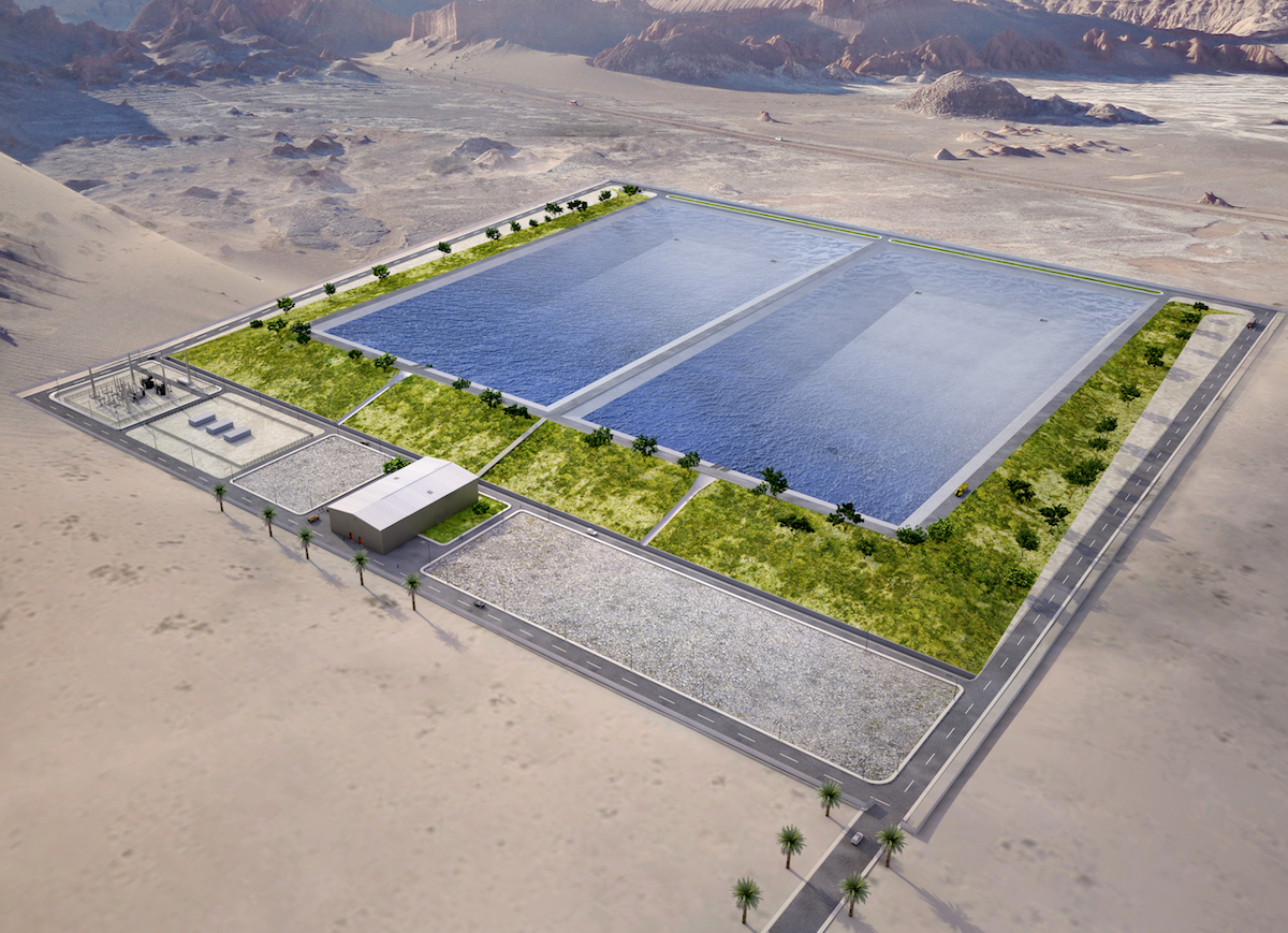 Hochschild eyes LatAm's largest desal plant for gold project