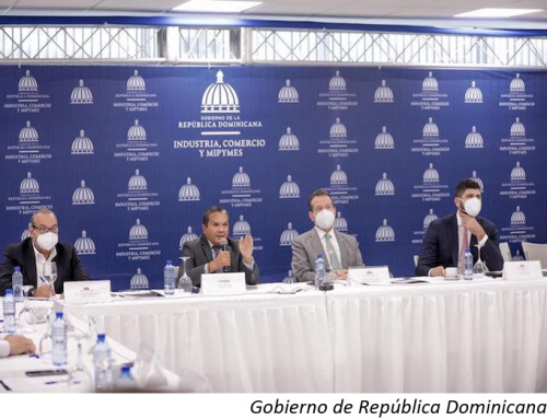 República Dominicana reactiva zonas francas