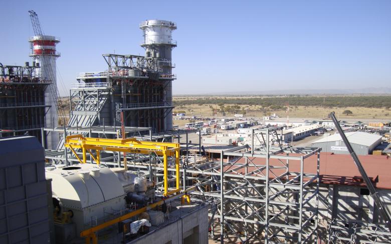 Los mayores proyectos termoeléctricos en construcción en México