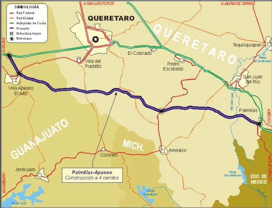 Project Spotlight: Mexico state-Querétaro high-speed rail link