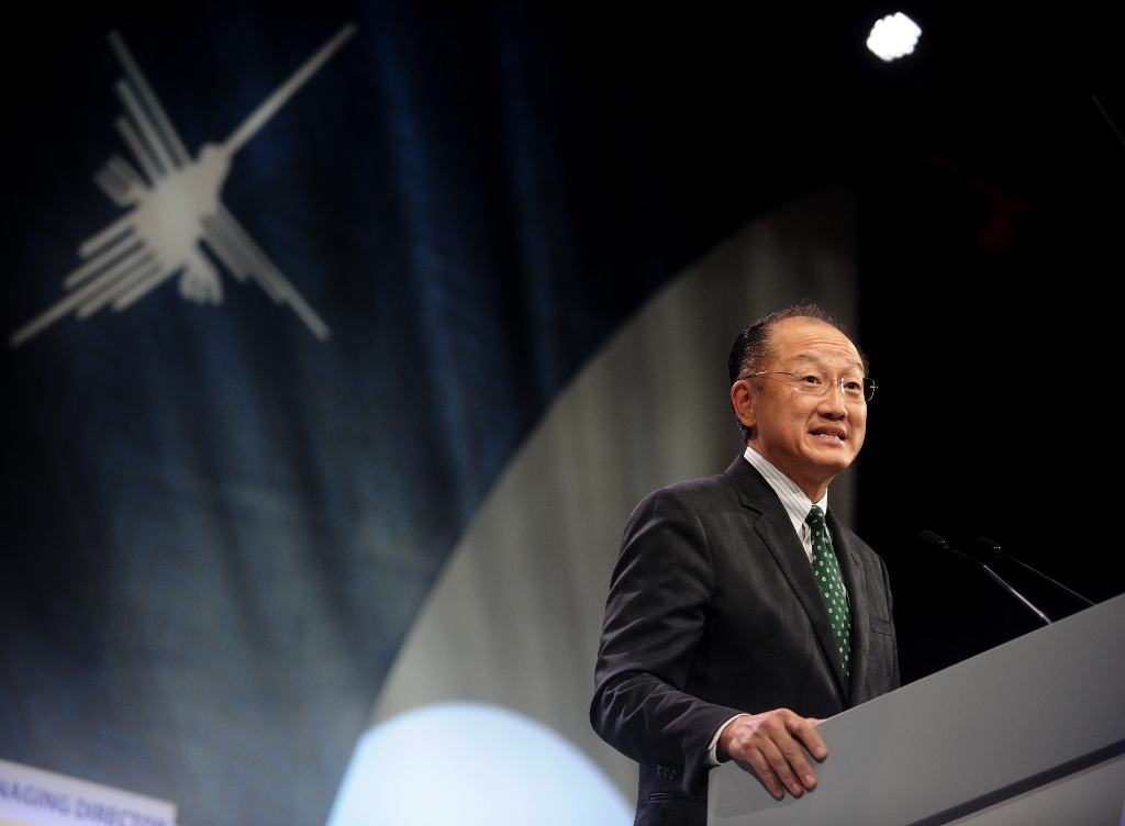 World Bank chief offers LatAm downturn battle strategy