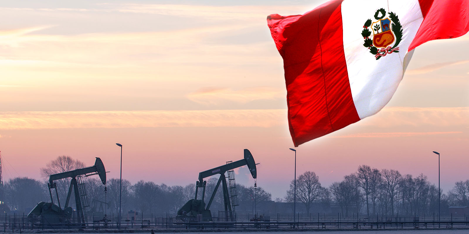 Peru begins second half with flat crude output, gas dips