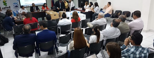 Panamá abre ofertas por contratos de alcantarillado en Burunga