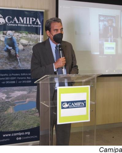 """Panamá necesita legislación """"clara, moderna e inclusiva"""" para impulsar la minería"""