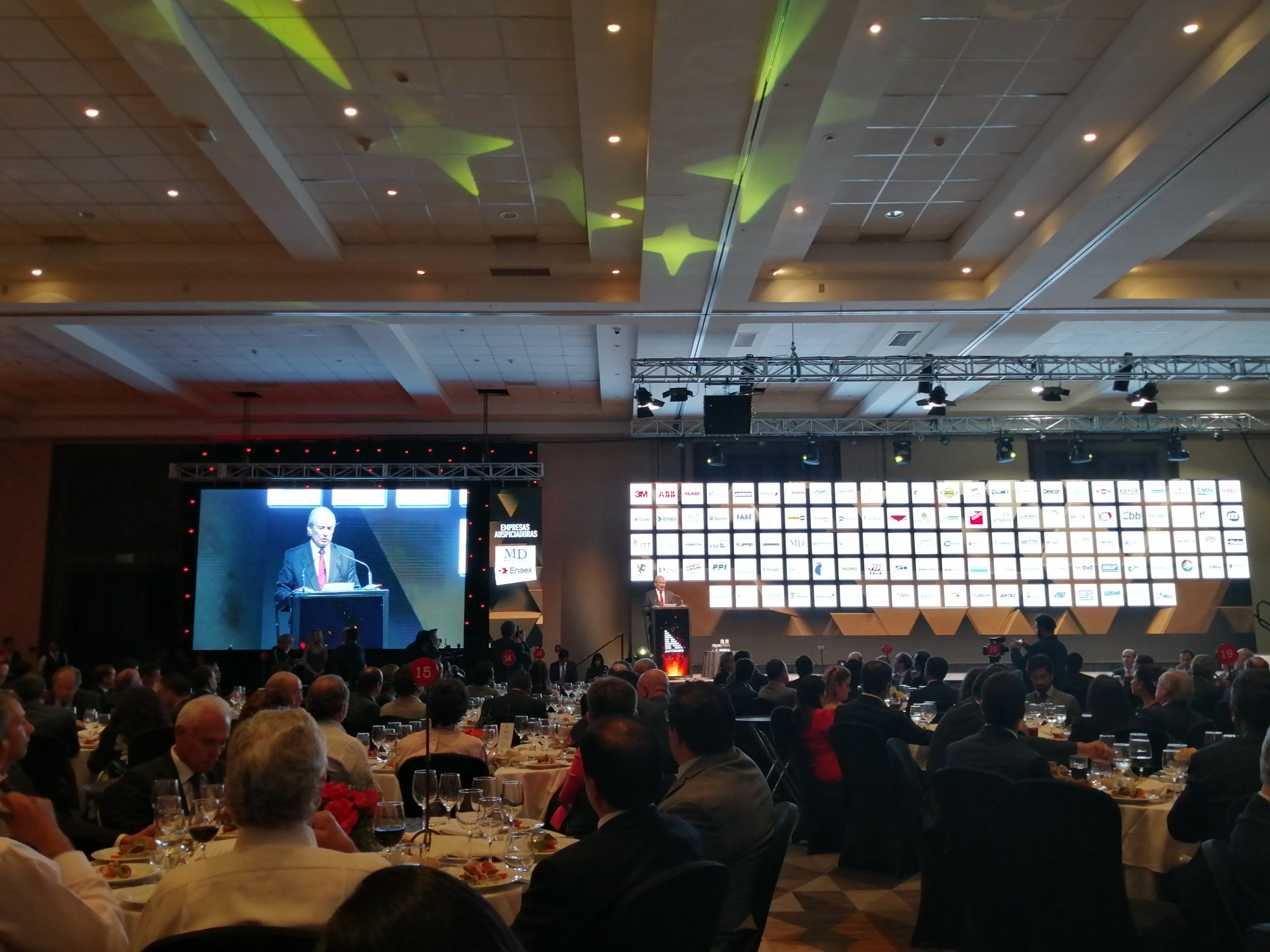 Chile mining leaders call for unity, sustainability