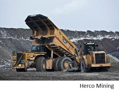 Radiografía a plataforma de compraventa de equipos mineros reciclados