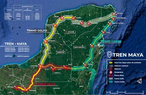 What next for the Maya train after the award of a key design contract?