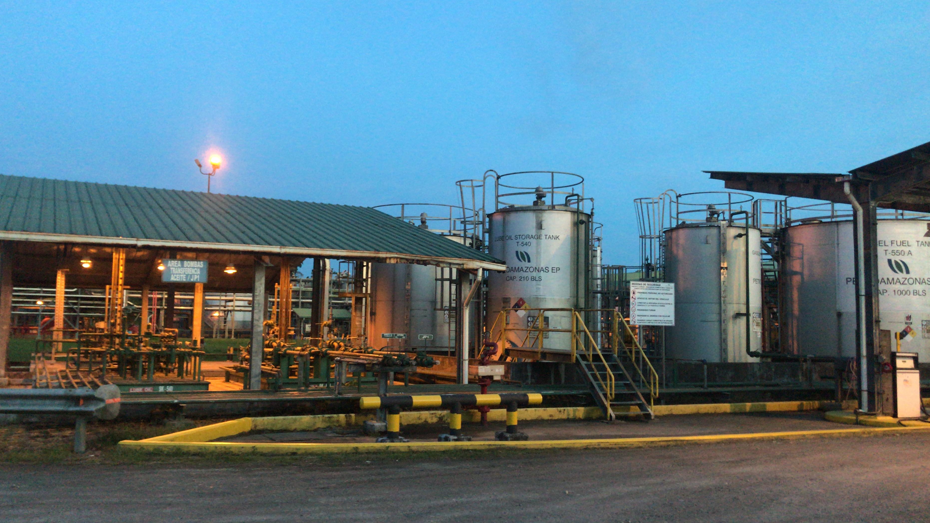 Producción de Petroamazonas EP incrementó 5,42% entre enero y abril del 2019