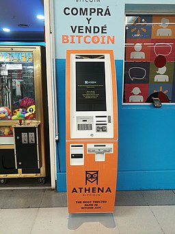 Puerto Rico firm seeks royalties on bitcoin ATM transactions