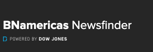 Vea las fuentes de noticias que puede encontrar en BNamericas Newsfinder