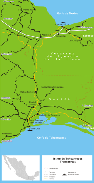 Mexico ready to start building Tehuantepec isthmus rail corridor