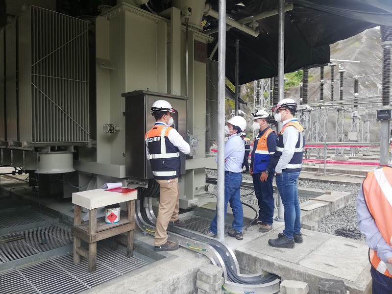 The no-load tests of the Sarapullo plant in Ecuador will begin in April
