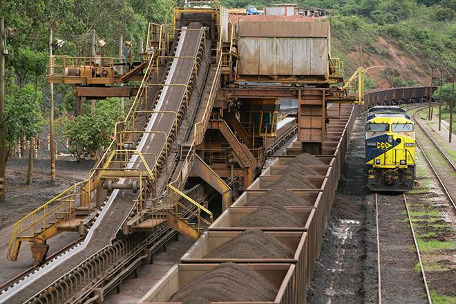Estados brasileños construirán ferrovía para transporte de granos