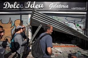 El alto costo del terrorismo e incendios en Chile para las aseguradoras en 2019