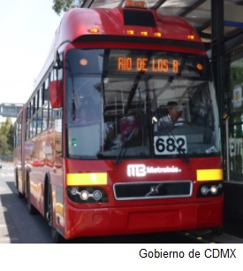 Mexico City launches BRT extension tender