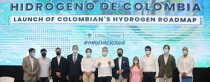 Nuevo hito en la Transición Energética: Gobierno Nacional publica la hoja de ruta del hidrógeno para Colombia