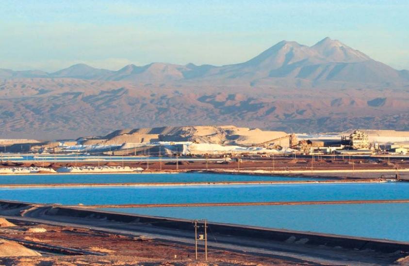Radiografía al impacto pandémico en la producción de litio de Chile y Argentina
