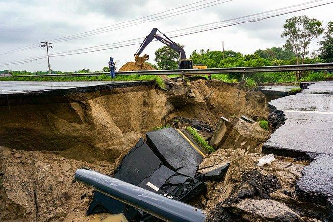 Reconstrucción tras tormentas costará más de US$200mn a El Salvador