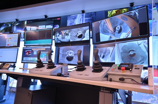 Chile suma otra mina automatizada