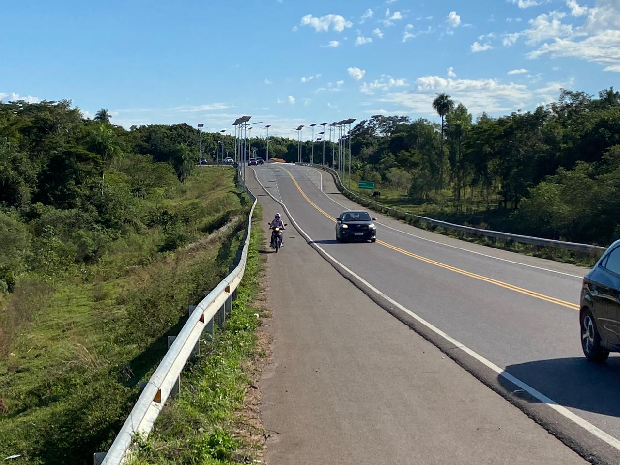 Paraguay to carry out US$300mn highway works as PPP