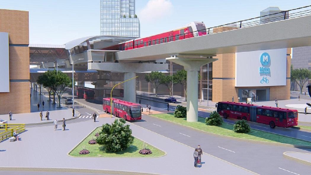 Bogotá gives green light to begin building US$5.2bn metro line