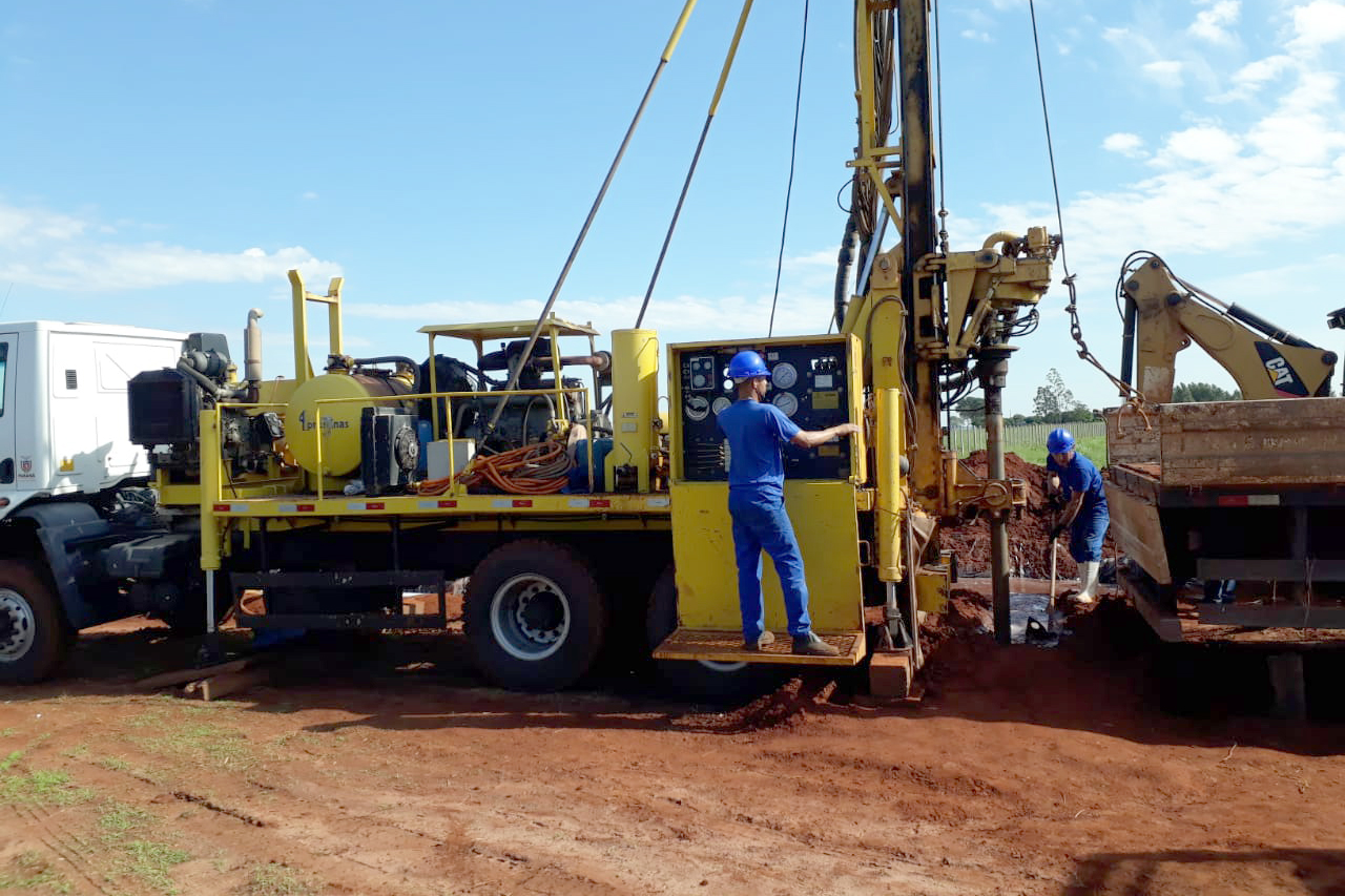 Paraná to drill 115 water wells