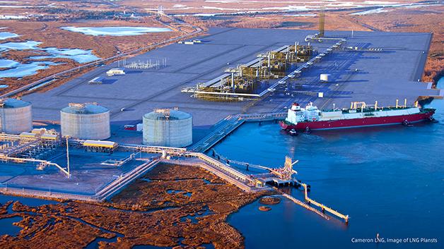 Sempra pospone decisión de inversión en terminal mexicana Energía Costa Azul