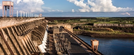 From January to October, ITAIPU supplied 13,147 GWh of electricity to Paraguay
