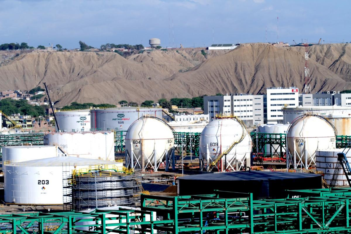 Petroperú inks Talara refinery storage contract