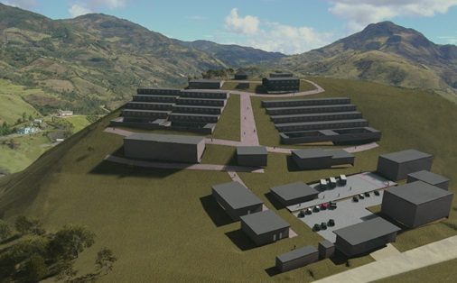 Colombia launches tender for Cauca detention center